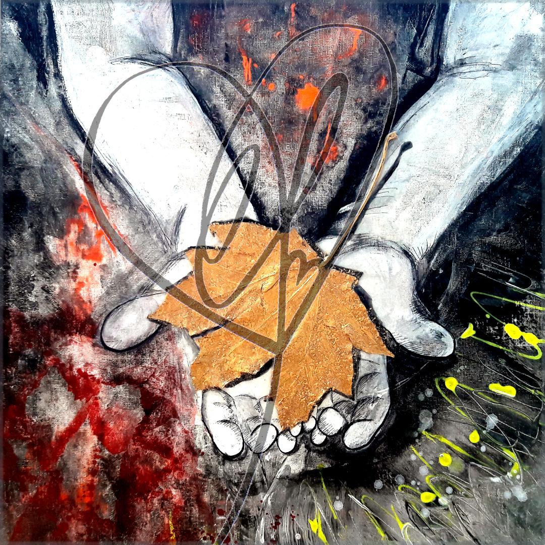 """goldWERT"" von Katrin Firtzlaff"